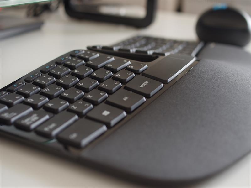 マイクロソフトのエルゴノミクスキーボード&マウスレビュー。さすがの人間工学、使いやすいぞ!」