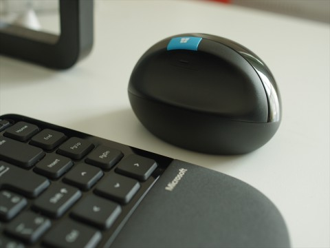 エルゴノミクスキーボード&マウス