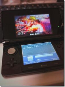 3DS買ってみました。