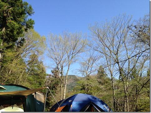 GW道志村キャンプへGo