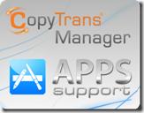 iPhoneアプリをバックアップ&リストアするフリーソフト
