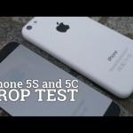 早速iPhone 5s/5cのドロップテストを実施。耐久性はどうなの!?