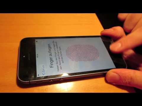 ドイツのハッカー集団が複製した指紋でiPhone5sのTouch IDを破る