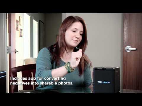 古い写真やネガをデジタル化するiPhoneスキャナー
