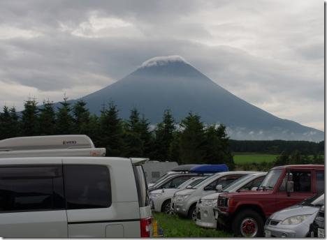 三菱だらけのスターキャンプ2013 in 朝霧高原に参加しました!