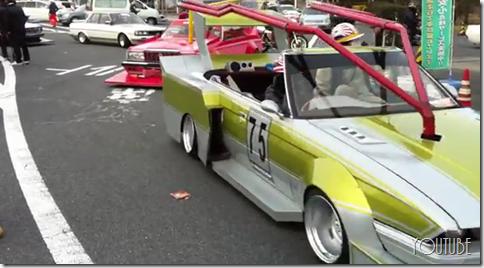 タクシーを呼んだらトレーラヘッドでキタ――(゚∀゚)――!!