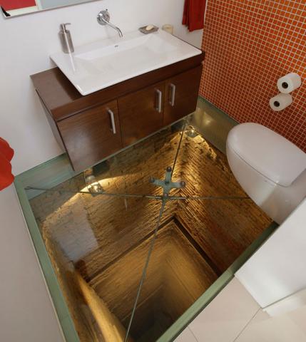 底なしトイレ