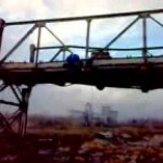 ロシア流の橋解体工事が危険すぎる件