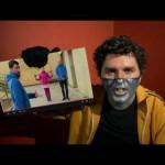以前紹介したナイフパフォーマンスの種明かし動画キタ