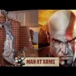 God of War、クレイトスの武器「Blades of Chaos」を鍛造!