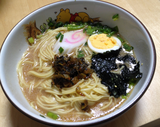 【試食レビュー】1食120円の 久留米ほとめきラーメン食べた。これはうまいぞ!