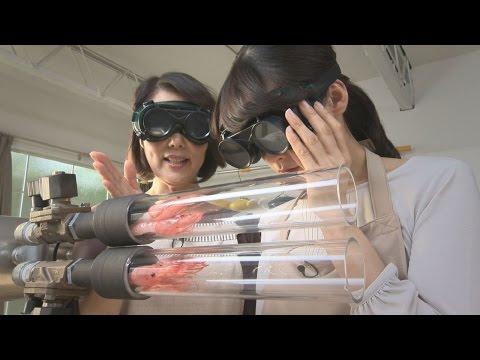 「3秒クッキング 爆速エビフライ」篇 ワロタ