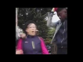 【実録】青森の婦人警官が一般人に逆職務質問されてる一部始終。警察手帳見せろと言われたら持ってなかった…→その結果