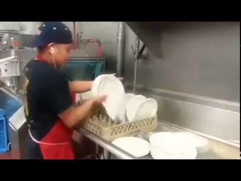 食洗機セット達人の凄技