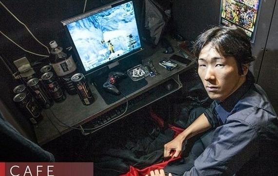 【日本】 ネットカフェで暮らす人々のドキュメンタリー。海外も注目!!