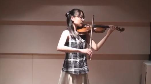 プロの女性バイオリン奏者 小林 明日香さんがファミコンMOTHERの名曲を演奏してみた結果