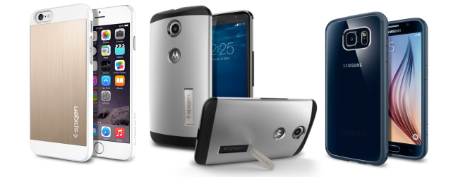 Spigen、iPhone6やNexus6ケースが半額以下の4日間限定セール