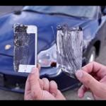 【おバカ実験】iPhoneをポルシェのブレーキパッドの代わりに使ったらどーなるの!?