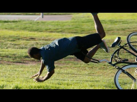 盗んだ奴に必ず天罰が下る自転車
