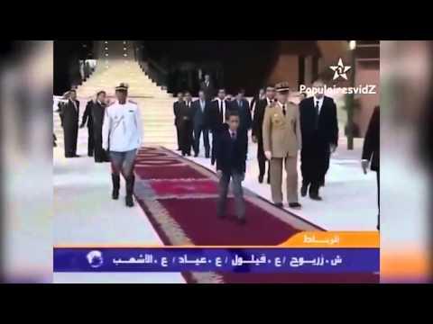 12才モロッコ王子の超回避能力が凄いと話題にw