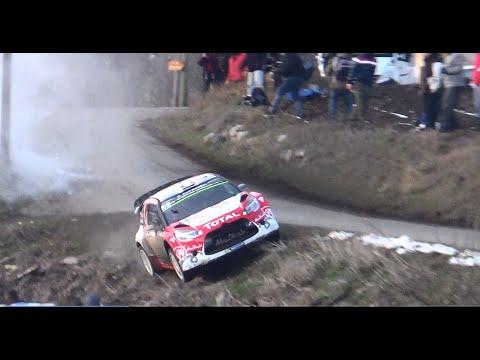 WRCで派手にコースアウト~と思いきや・・・