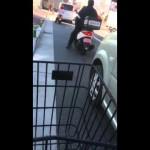 大阪・松原警察官が原付ノーヘル運転、言い訳が凄い