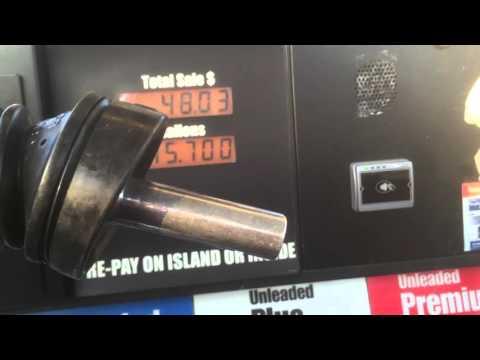 給油していないのにカウントされるガソリンスタンドがまた発見される