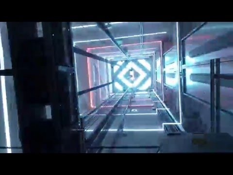 メチャクチャど派手な演出のエレベーター。でも誰も分からない