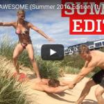 身体能力すげーーー!!! 超絶アクションだけをまとめた人気動画の2016年夏バージョン版公開