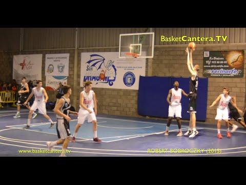身長2m29cmの少年がバスケットボールをやると・・・