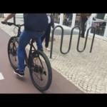 動画編集:自転車のタイヤをトリミングしてみた