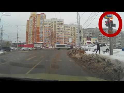 交通ルールを守れない人間を横目に・・・