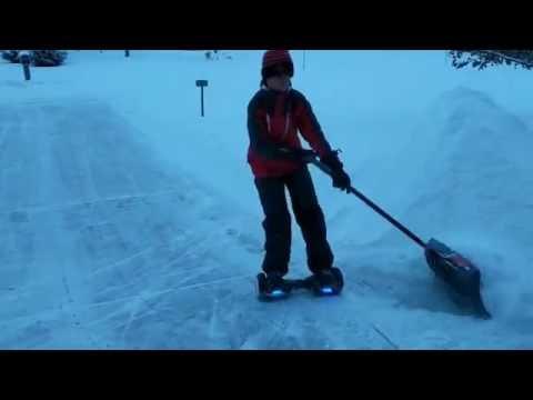 雪国住まいの方必見!楽して雪かきする方法