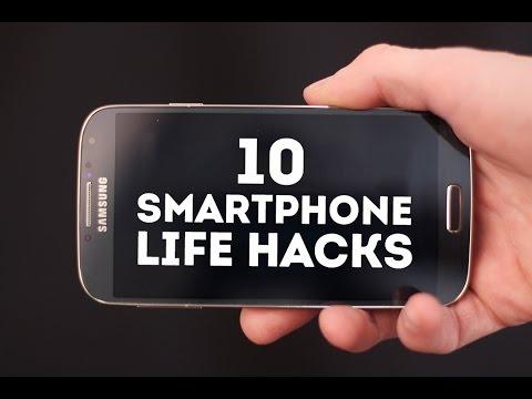 スマートフォンにまつわる10のライフハック