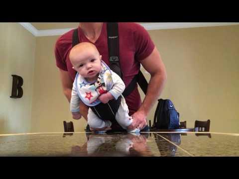 赤ちゃん、マイケルジャクソンになる