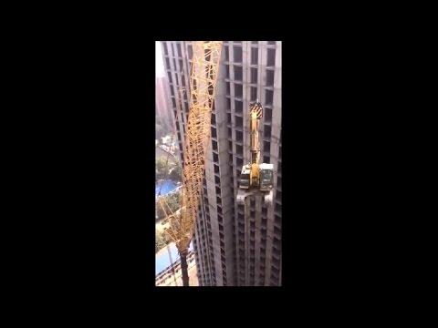 中国流ビル解体が危険すぎる><