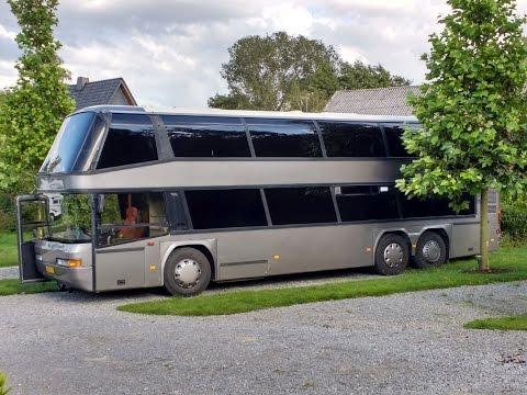 【男のロマン】 2階建てバスを購入して豪華キャンピングカーに魔改造
