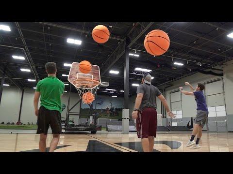 デカいバスケットボールトリック集