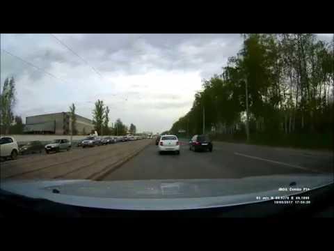 おそロシア・・・ただ道路を車で走っているだけなのに