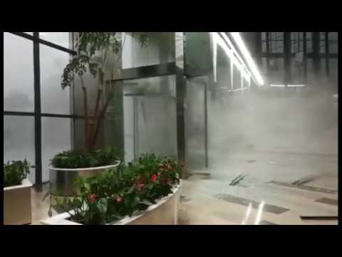 中国・成都で発生した暴風雨がハンパない件