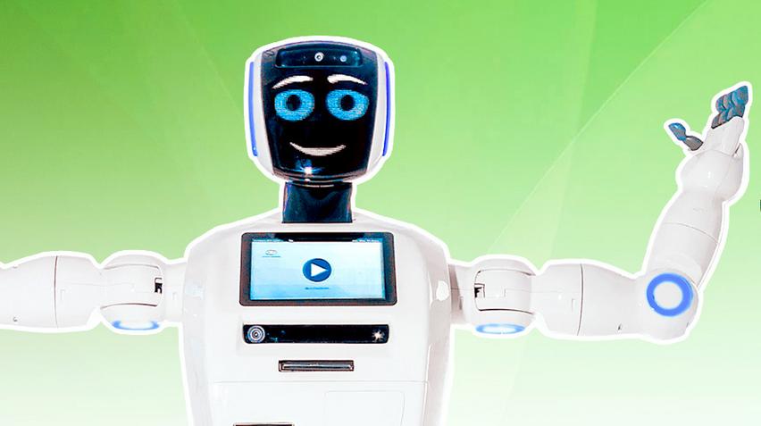 ロシアが開発した危険予知ロボットが凄い!?