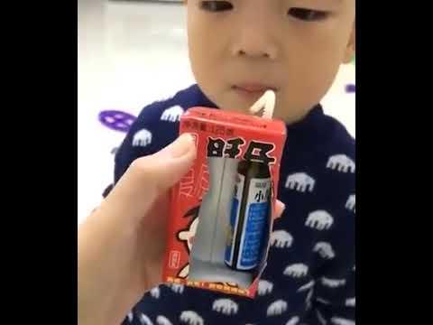 薬が嫌いな子供も大満足な飲ませ方