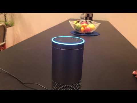 Amazon Echo発表! ピカチュースキルも発動するぞ!