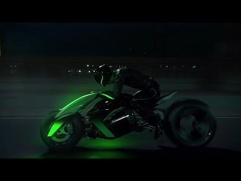 男KAWASAKIも変態バイク市場に参戦!