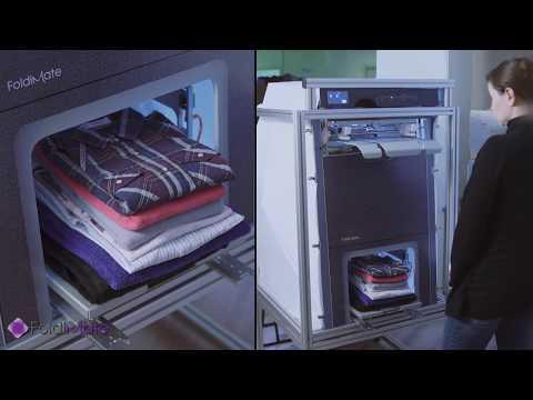 進化した洗濯物たたみマシーンのプロトタイプ公開!コンセプトとの違いは?