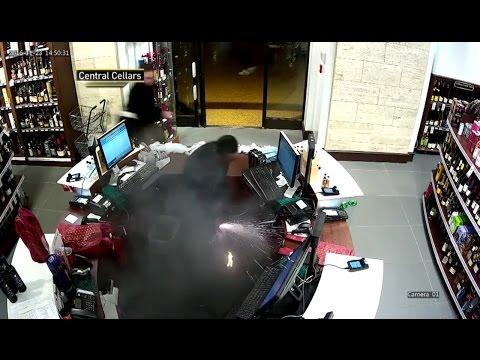 ポケットの中の電子タバコが爆発!