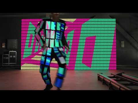 ZenFone1000個使ってロックバンド「OK Go」が限界に挑戦