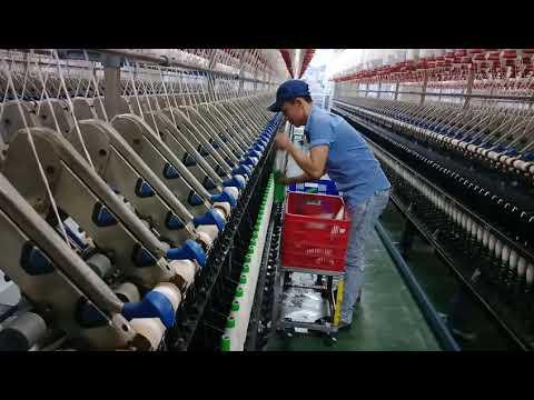 紡績工場で働くと身に付くスキル