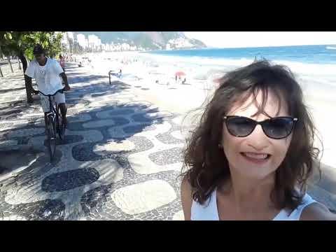 ブラジルで自撮りするとこうなるよって警告動画