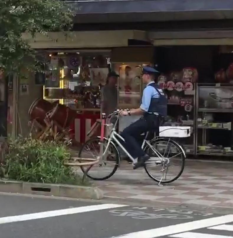 今日も日本は平和である